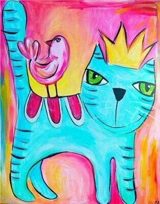 Paint pARTy at Salamander Hotel- Monday 28th June 6pm