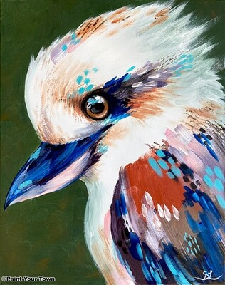 Paint pARTy at Sips at Moby's, Sat 19th June 2pm