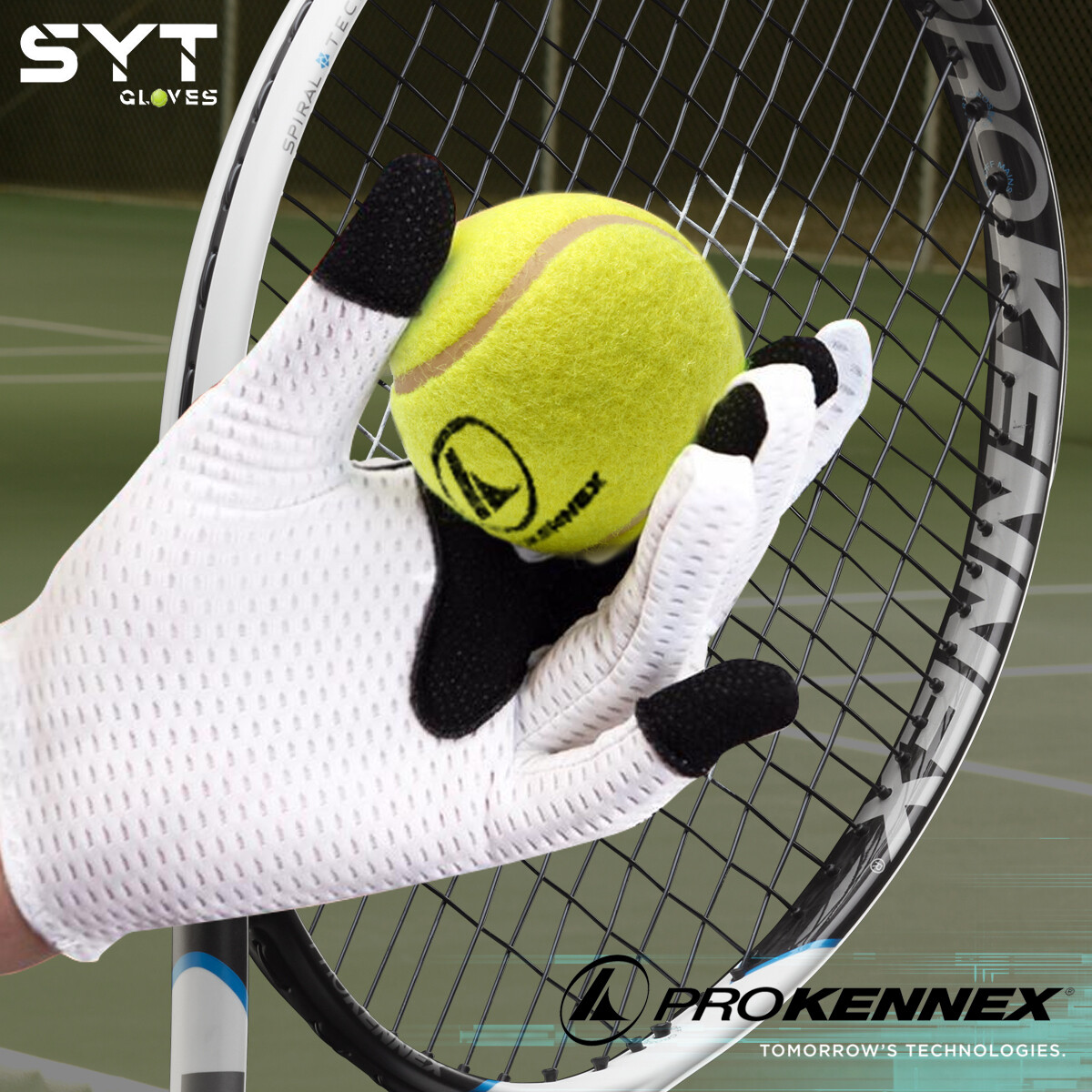 SYT GLOVES - GUANTO SINGOLO