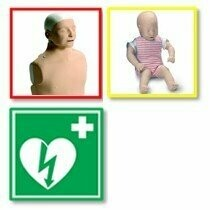 Blended AED CPR & Choking: Lock down special 2020 - Book practical day later option
