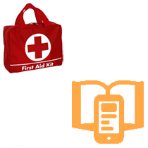 Blended Basic First Aid course: Lock down special 2020