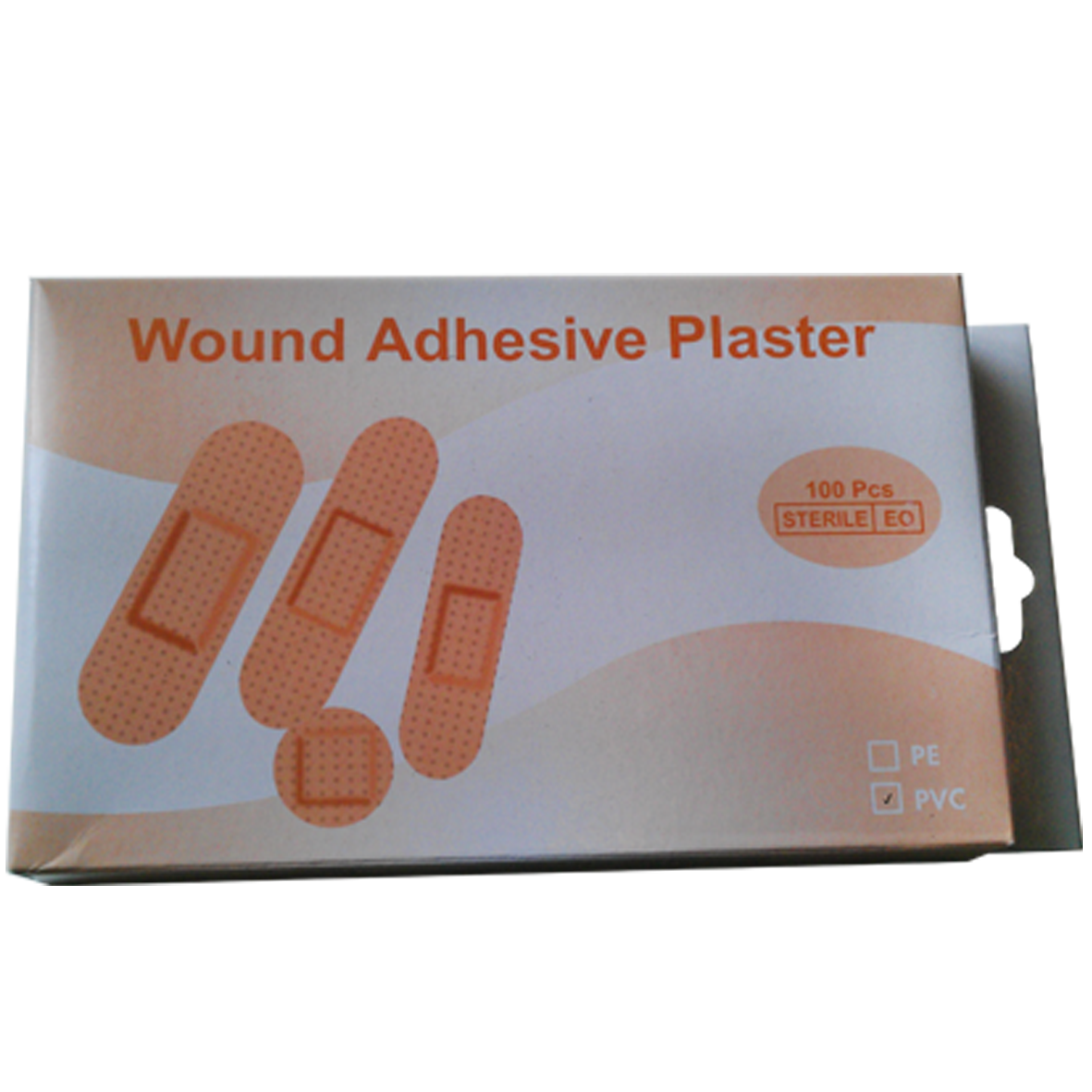 Box of plasters