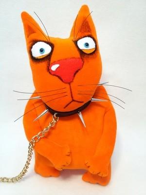 """Мягкая игрушка """"Сторожевой кот"""""""