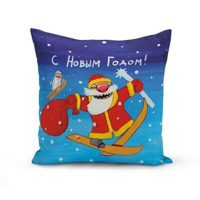 """Подушка """"С Новым Годом!"""""""