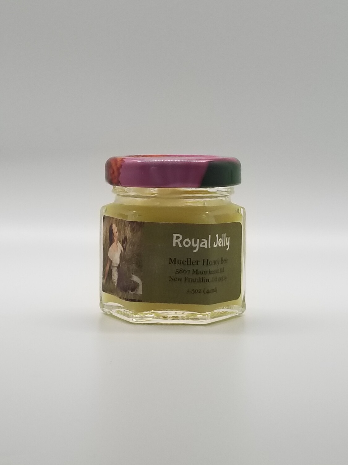 1.5 ounce Royal Jelly (Refrigerated Product - lower 48 States)