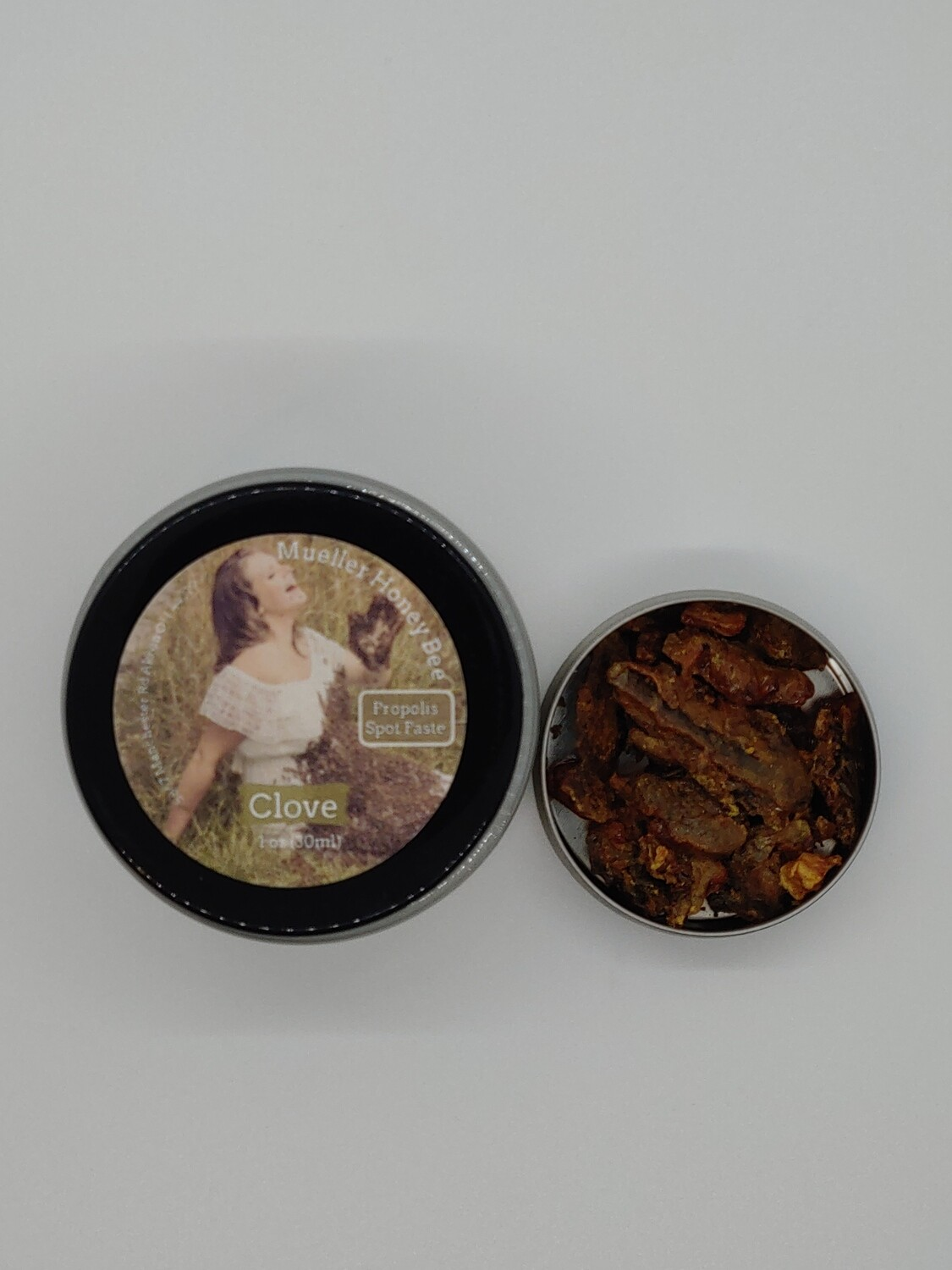 Propolis Spot Paste with Chunked Propolis
