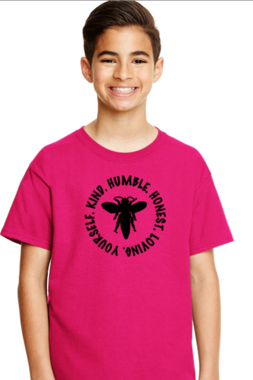 Bee Yourself Youth T-Shirt