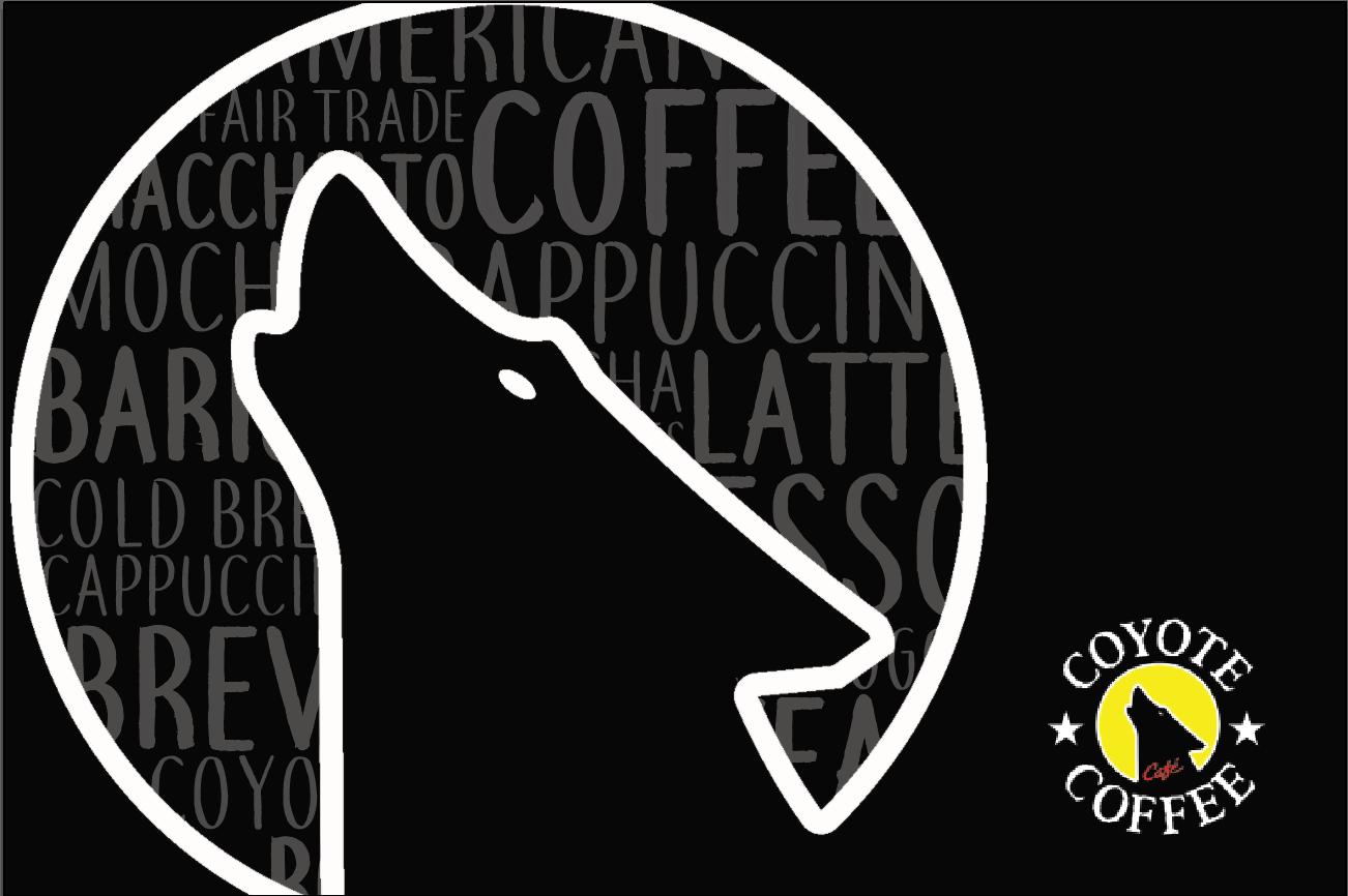 Coyote Coffee Gift Card