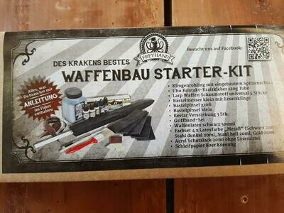 Starterset Larpwaffenbau