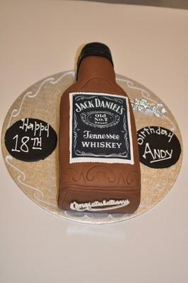 Bottle cakes