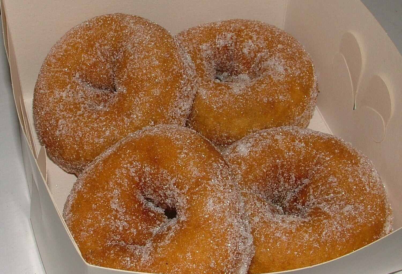 Sugar Doughnuts (4)