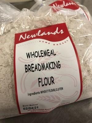 1kg Wheatmeal Flour