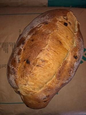 Sundried Tomato Italian Bread