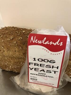 Fresh Yeast (100g)