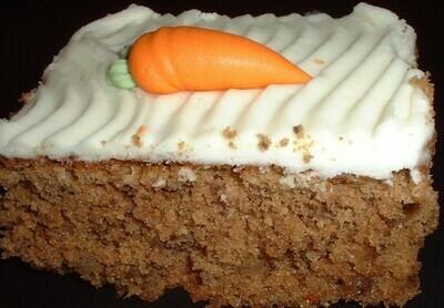Carrot Cake Slices (4)