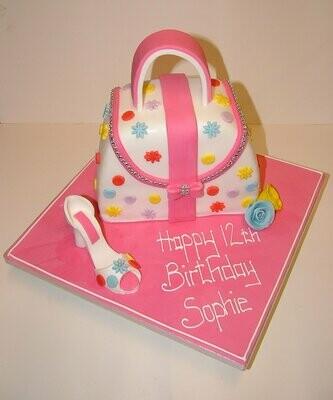 Designer Bag Cakes