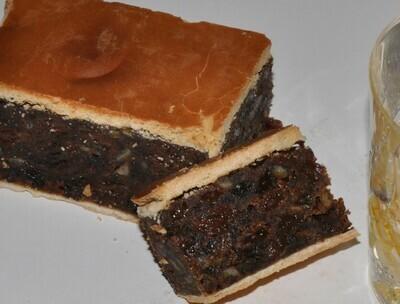 Traditional Scottish Black Bun
