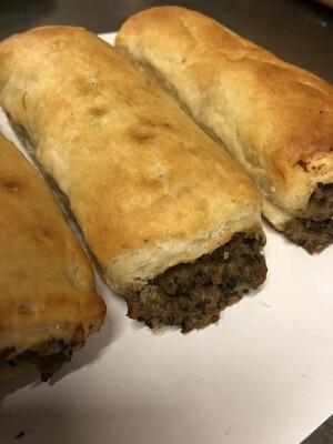 Haggis Sausage Roll (4)