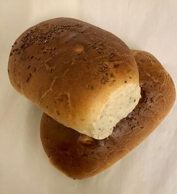 Sweet & Sour Rye Bread (K)