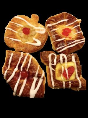 Danish pastries (4)