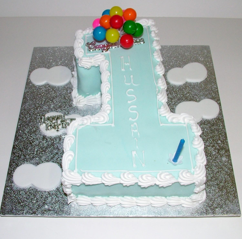 Sponge Figure Cake
