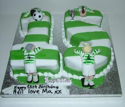 Figure Cake - Sponge