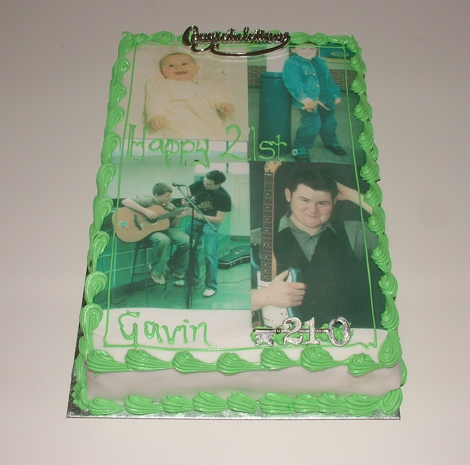 Photo Cake - email your image to be put on this cake