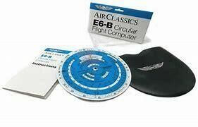 Regolo calcolatore ASA E6B