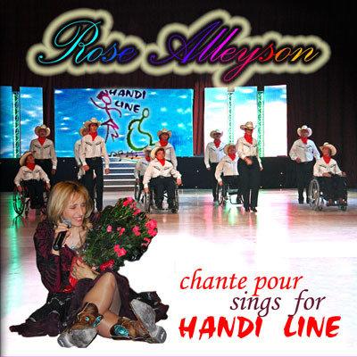 5 - ROSE sings for HANDILINE
