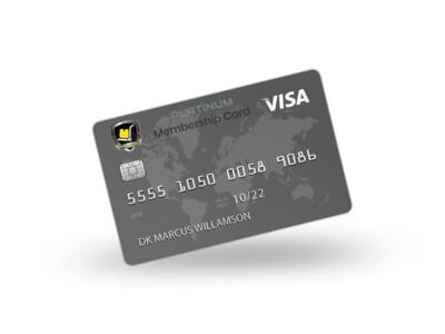 Platinum Membership (Yearly Subscription)