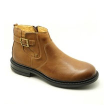 High Buckle Boots