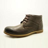Big Round Toe Boots