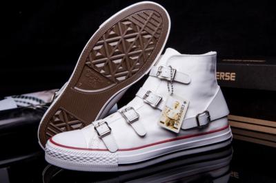 White CAS Boot