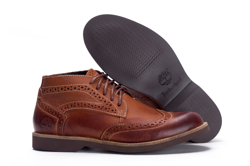 Formal Casual Brown TMB Shoes