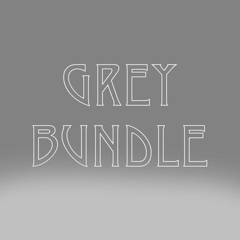 GREY BUNDLE