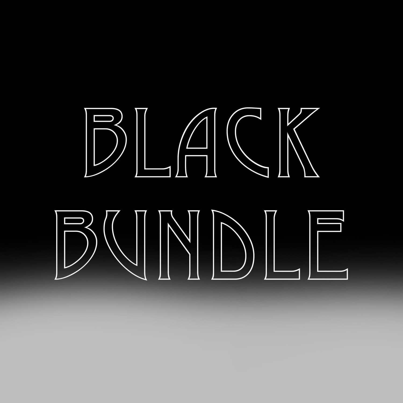 BLACK BUNDLE