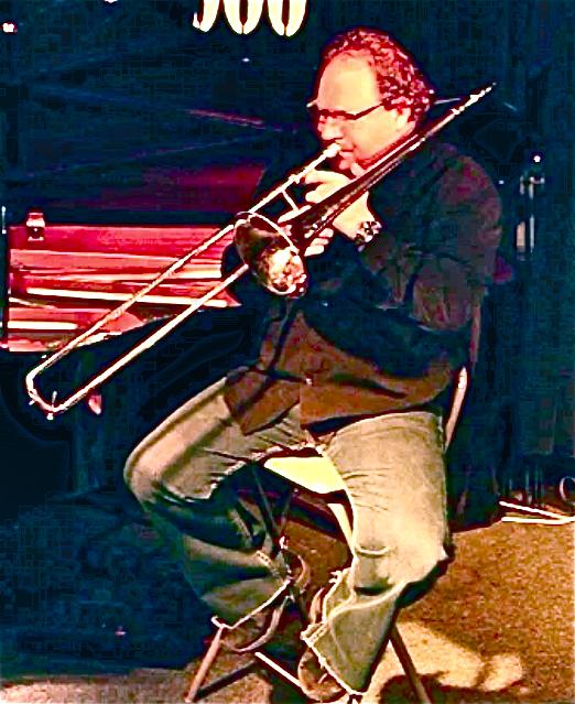 PETE BEACHILL (Trombone)  1 Full Video