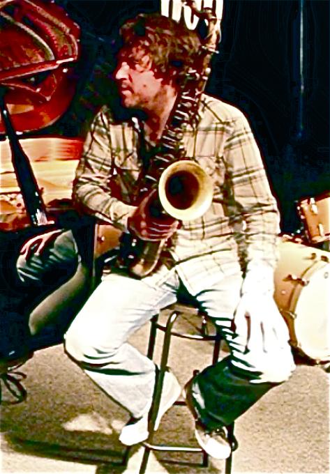 BEN CASTLE (Saxophone)  1 Full Video
