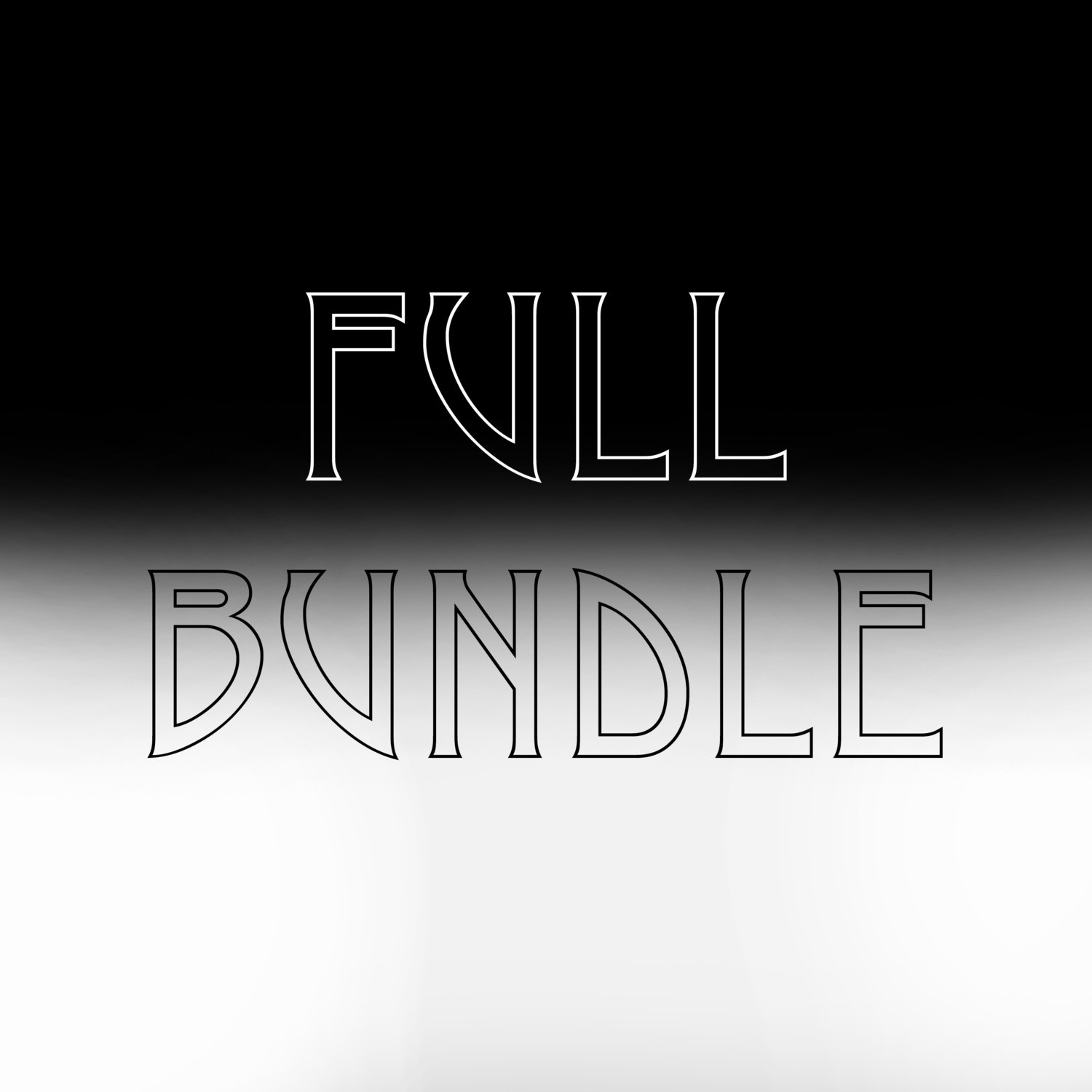 ALL SHEET MUSIC BUNDLES
