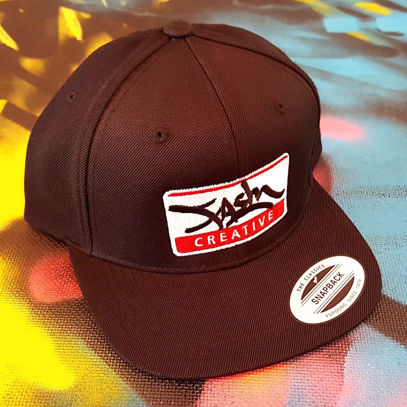 Fasm Creative Snap-back Hat