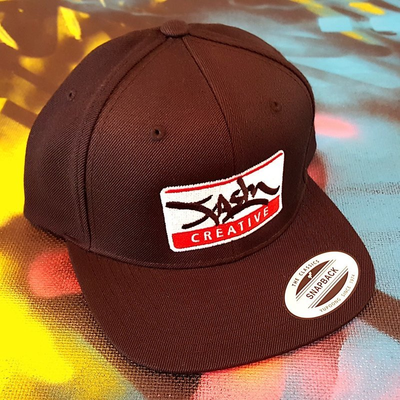 Fasm Creative Snap-back Hat