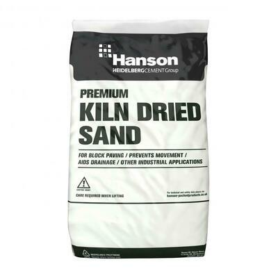 Kiln Dried Sand Pack