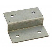 Fence Z Clip Galvanised 60 x 56 x 15mm