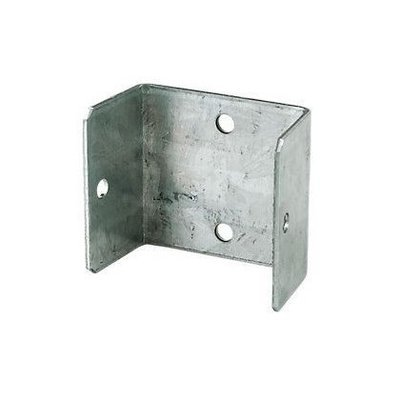 Fence U Clip (To Suit Up To 44mm Panel)