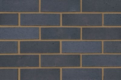 Blue Smooth Facing Brick 65mm