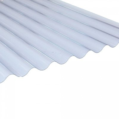 Corrugated Pvc Roofing Sheet Profile H/Duty
