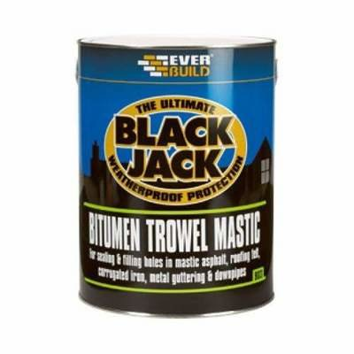 Blackjack 903  Bitumen Trowel Mastic
