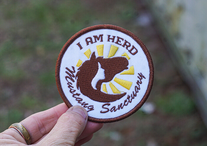 I AM HERD Patch !!!