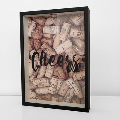 Копилка для винных пробок Cheers VIN_20A001