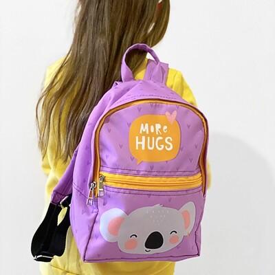 Рюкзак детский Light More hugs (коала) RDL_20A016_ZHL